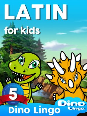 cover image of Latin for Kids, Lesson 5